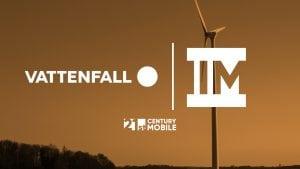 Avbrottsinfo via SMS hos Vattenfall