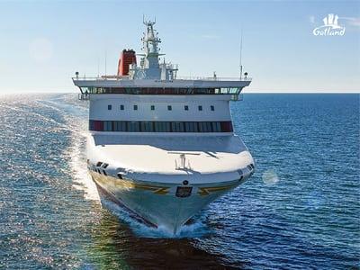 Destination Gotland skickar bokning via SMS