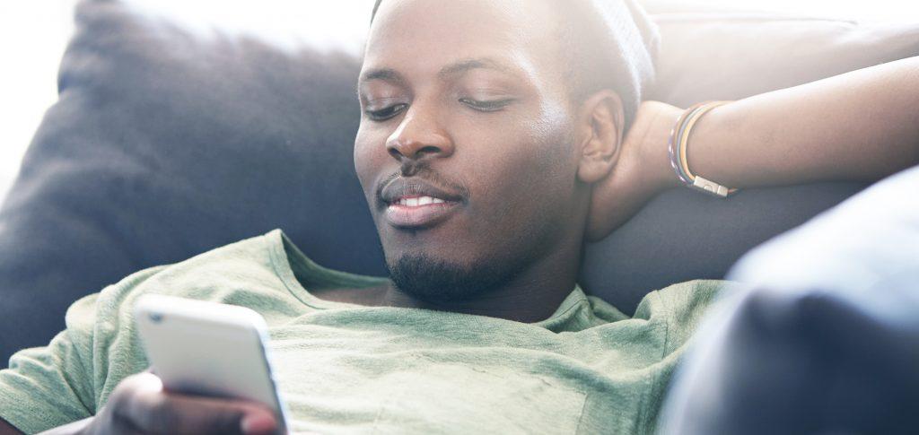 Skicka SMS till kunder