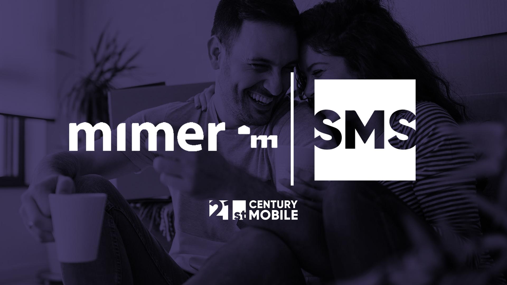 Mimer skickar SMS till hyresgäster