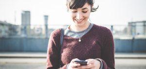 Skicka länk i SMS