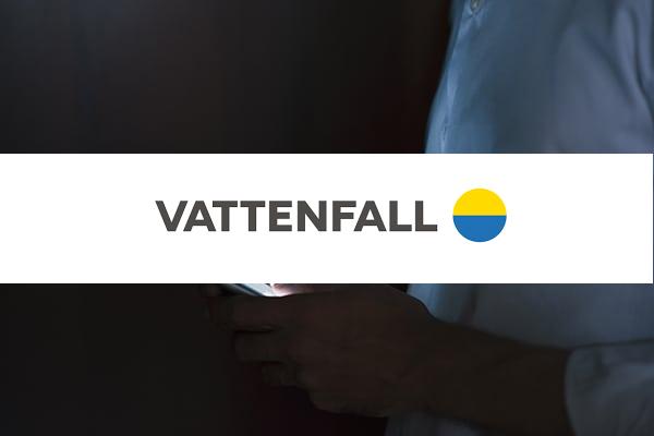 vattenfall skickar avbrottsinformation via sms